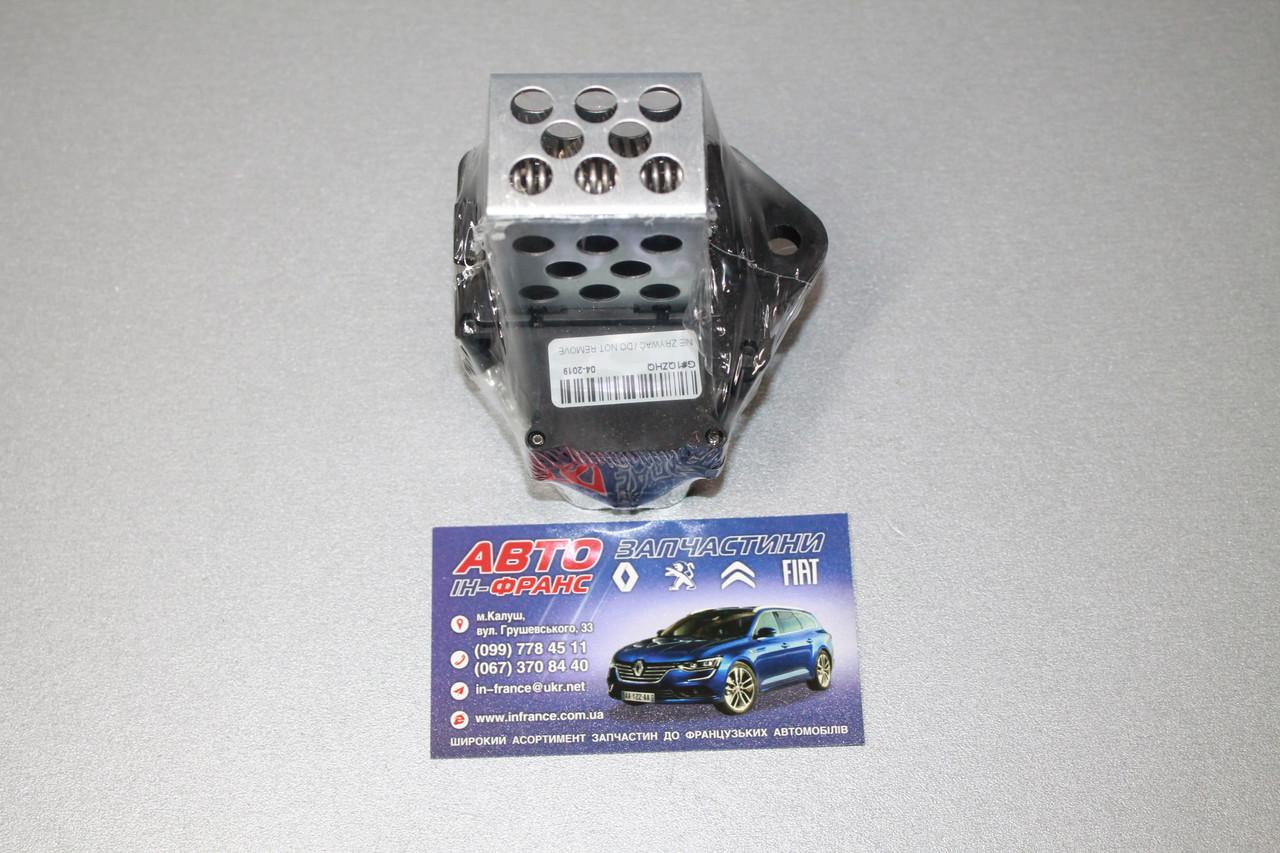 Резистор вентилятора Peugeot Citroen