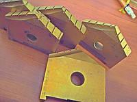 Пластины к сверлу перовому  ф 82-102 мм