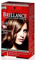 Краска для волос Brillance 862 Благородный каштан