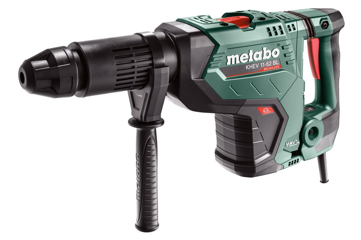 Перфоратор бесщеточный Metabo KHEV 11-52 BL