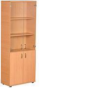 Офисный шкаф для документов (720х1823) комплект Б-601+Б703+Б801