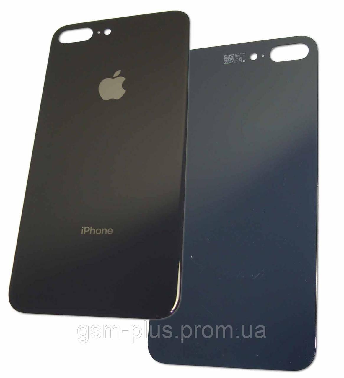 Кришка задня iPhone 8 Plus (5.5) Black