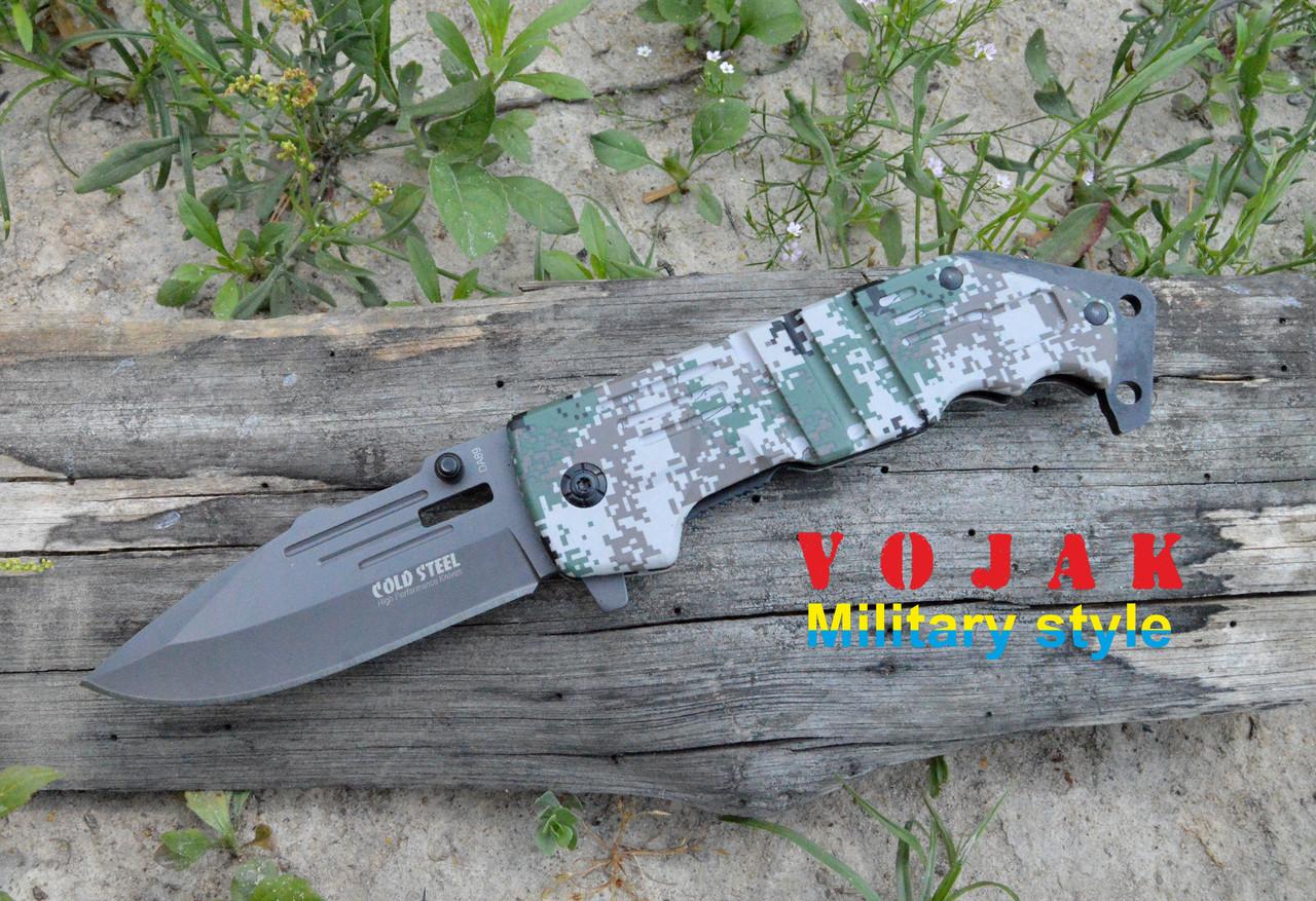 Нож складной Cold Steel DA89 (пиксель А64)
