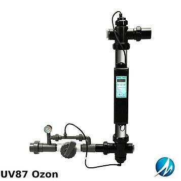 Ультрафіолетова установка Emaux Nano Tech UV87 Ozon