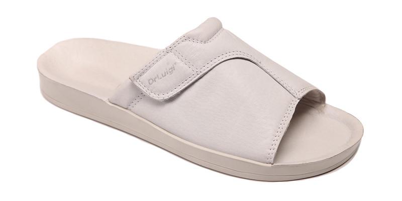 Тапочки для проблемных ног мужские Dr. Luigi  PU-02-21-KS-01