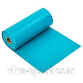 Лента эластичная для фитнеса 180 см (жесткость 15 - 20 кг)