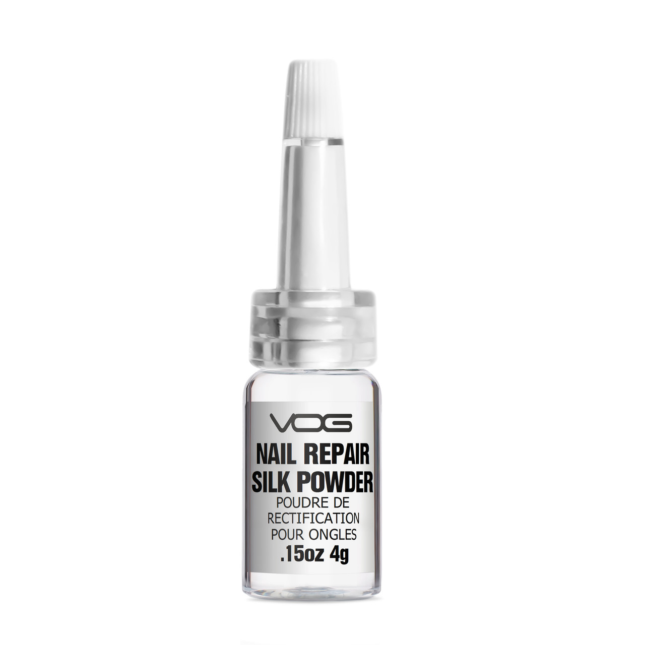 Шёлковая пудра для ремонта ногтей в виде порошка Nail Repair Silk Powder 4гр VOG США