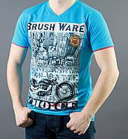 Качественная молодежная футболка