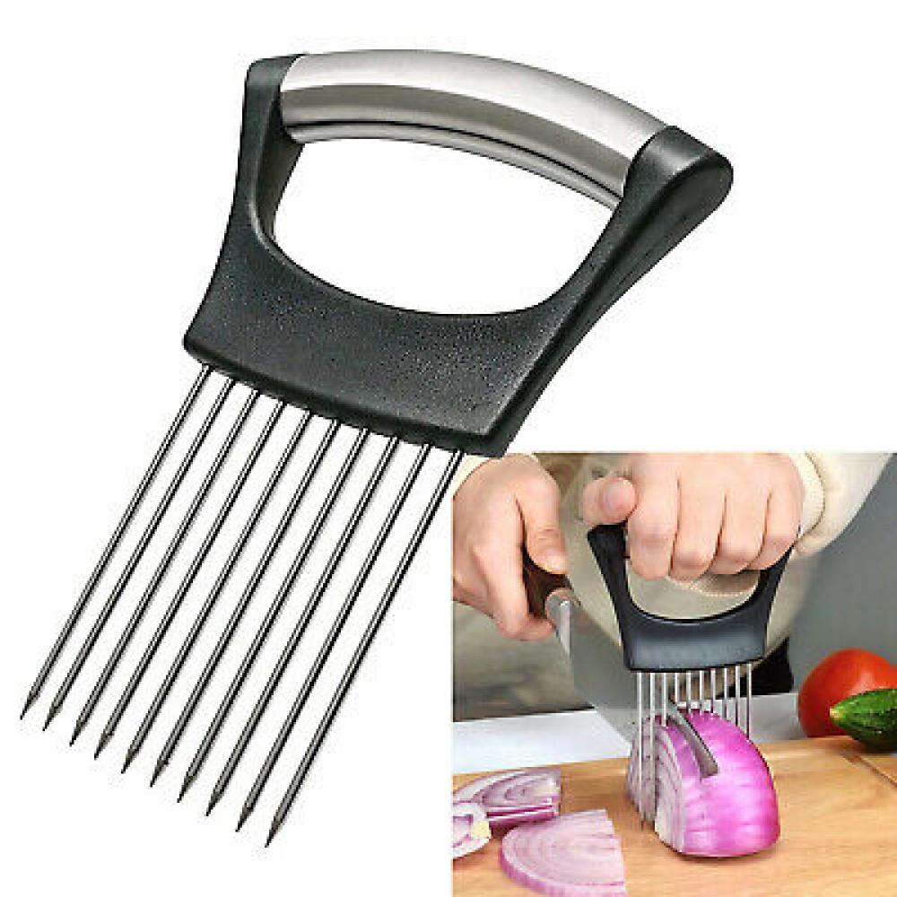 Кухонний ніж з нержавіючої сталі для різання