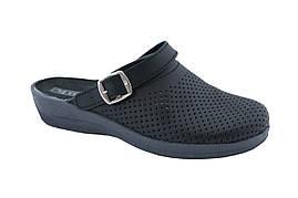 Взуття (сабо) медична, Молдова, модель Яна чорні р. 36 - р. 41