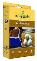 Підтримувач руки косинка Miracle (бандаж пов'язка на руку) код 0062A M