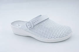 Взуття (сабо) медична, Молдова, модель Яна білі р. 36 - р. 41 37 39
