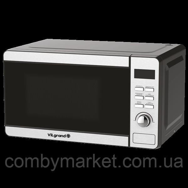 Мікрохвильова Піч (20л; 700 Вт; електронне управління) ViLgrand VMW-7206D