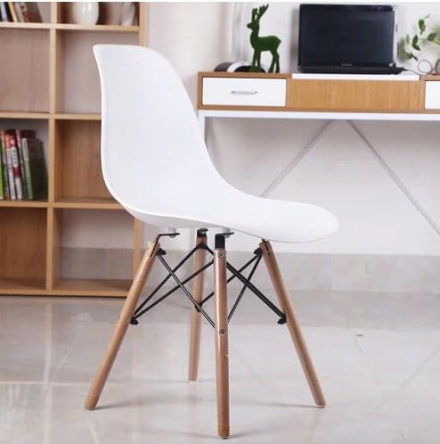 Кухонный стул MUF-ART 530x465x830 мм White MUF-ART W