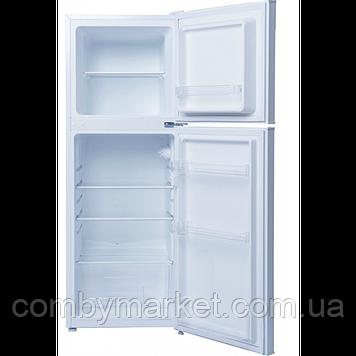 Холодильник 125 л; (83л; 42л; h=120 см) ViLgrand V125-120