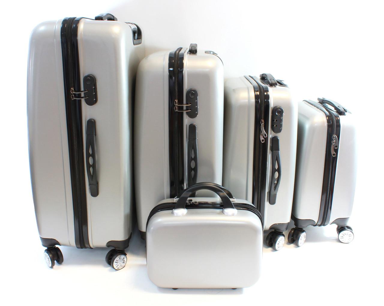 Набір валіз 5 в 1