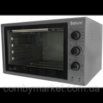 Піч електрична,42 л,гриль Saturn ST-EC3802Gray