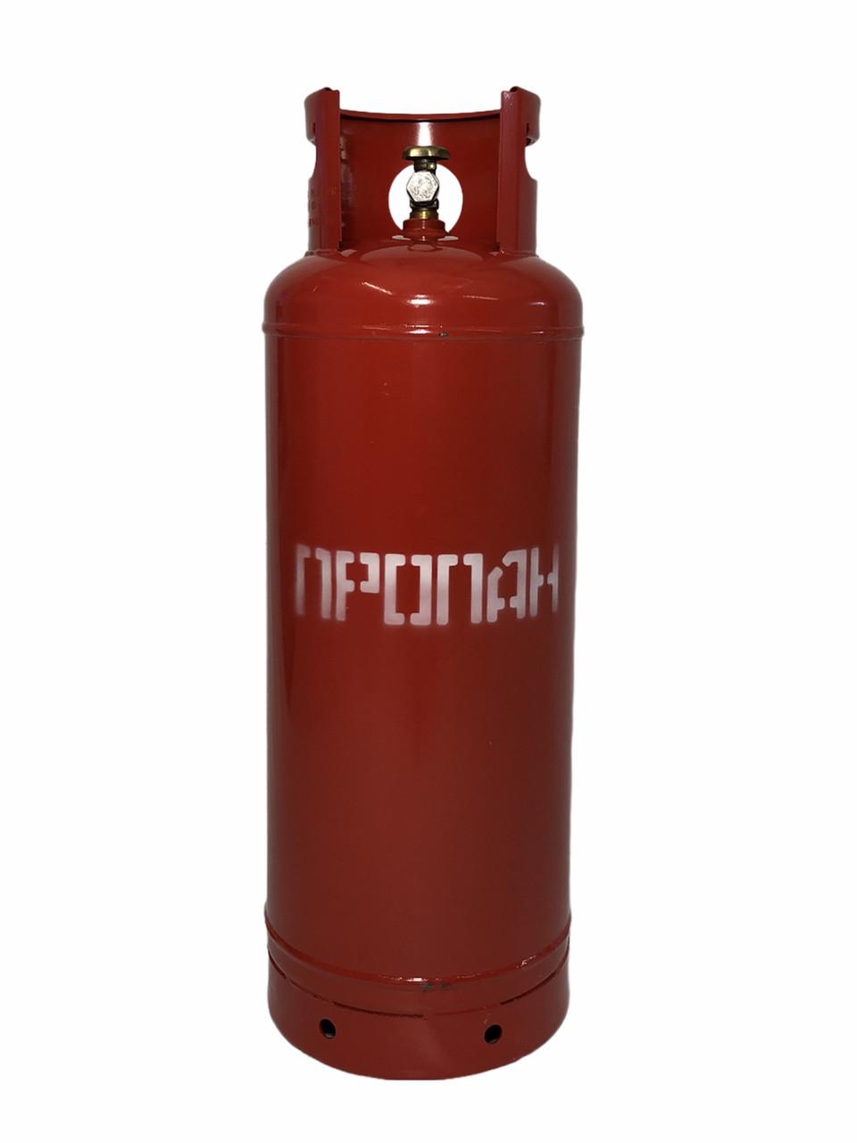 Балон газовий 46л пропановий NOVOGAS