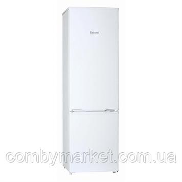 Холодильник (об'єм 237/78, висота 1850 мм, 2 дверей), мороз низ, 1 компресор Saturn ST-CF1955К