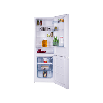 Холодильник (об'єм 272/78, висота 2010 мм, 2 дверей), мороз низ, 1 компресор Saturn ST-CF1970К