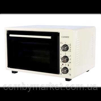 Электрическая печь Canrey CMF 4205 CR 42 л, 1600 Вт, Двойное стекло, Конвенция