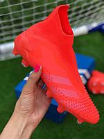 Бутсы Adidas Mutator 20+ FG адидас мутатор копы футбольная обувь, фото 1