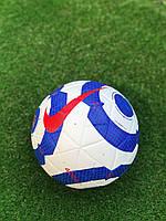 Футбольний м'яч для гри у футбол спортивний ігровий Premier League Merlin 2020 прем'єр Ліга Мерлін розмір 5, фото 1