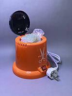 Стерилізатор кварцовий (кульковий) для інструментів, помаранчевий