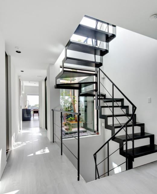 Лестницы монокосоурные - выезд замерщика на дом