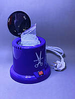 Стерилізатор кварцовий кульковий для інструментів блакитний