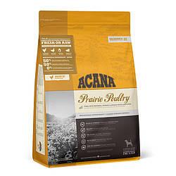 Корм Acana Prairie Poultry Акана Прерія Поултрі для собак з куркою і індичкою для всіх порід 2 кг
