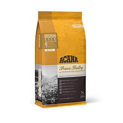 Корм Acana Prairie Poultry Акана Прерія Поултрі для собак з куркою та індичкою для всіх порід 17 кг