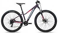 Підлітковий велосипед Orbea 27 MX ENT DIRT 21 Purple - Pink (L01314NX)