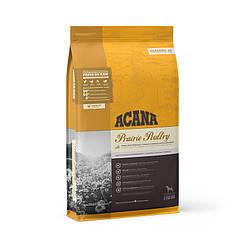 Корм Acana Prairie Poultry Акана Прерія Поултрі для собак з куркою і індичкою для всіх порід 11,4 кг