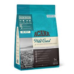 Корм Acana Wild Coast Dog Акана Вайлд Кост для собак зі свіжою рибою для всіх порід 2 кг
