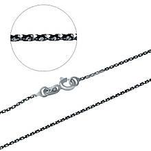 Серебряная цепочка MioDio без камней (1112250) 400 размер