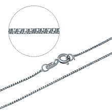 Серебряная цепочка MioDio без камней (1481325) 500 размер