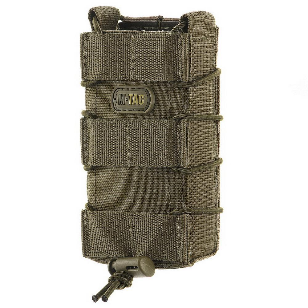 M-Tac подсумок для магазина АК открытый Ranger Green