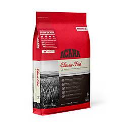 Корм Acana Classic Red Акана Класік Ред для собак всіх порід з ягням,телятиною та свининою 6 кг