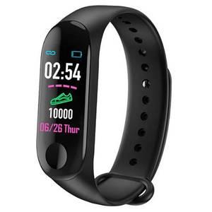 Смарт-годинник Smart Watch M3. Колір: чорний