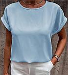 """Річна блузка футболка вільного крою """"Moment"""", фото 6"""