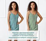 """Летнее платье сарафан в горошек """"Agata"""", фото 2"""