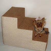 Драбинка для собак, драбинки і сходинки для собак, пандус сходинки для собак,сходи,драбини, фото 2