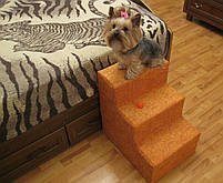 Драбинка для собак, драбинки і сходинки для собак, пандус сходинки для собак,сходи,драбини, фото 10