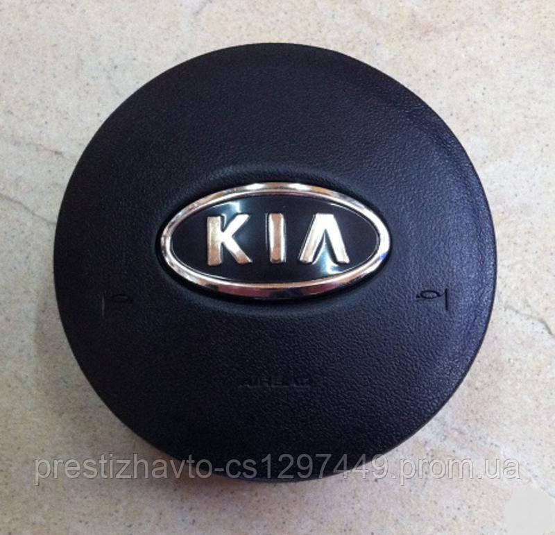Заглушка в руль на Kia Cerato