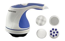 Ручний масажер Zenet ZET-715 для боротьби з целюлітом