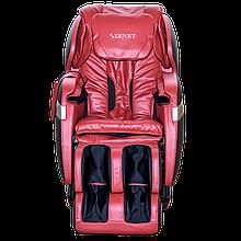 Масажне крісло ZENET ZET 1530 Вишневе