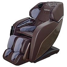 Масажне крісло ZENET ZET 1690 Коричневе