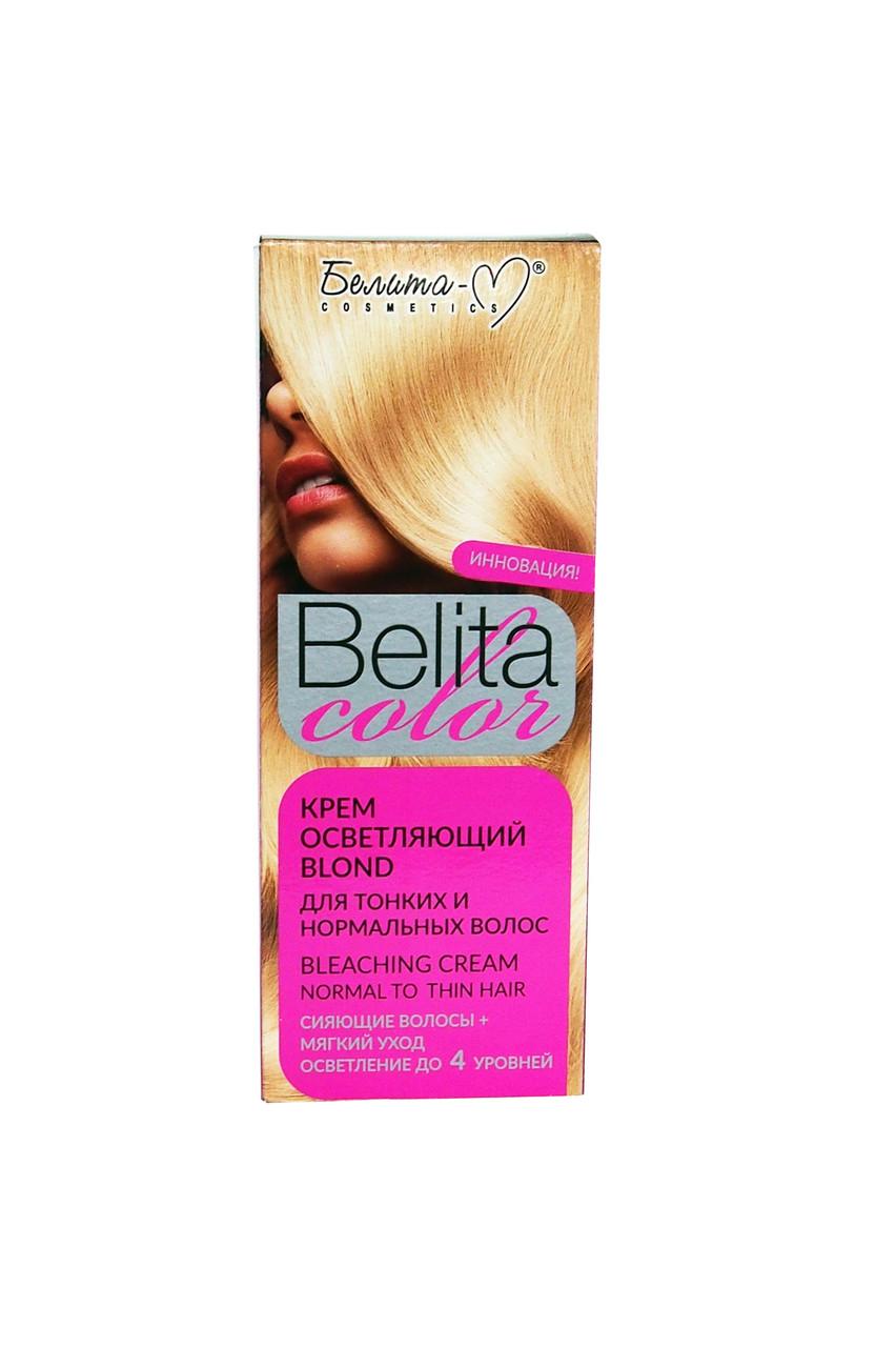 Освітлюючий Крем Blond для тонких і нормального волосся