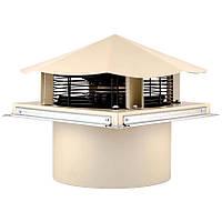 Осьовий даховий вентилятор (Діаметр вхідного отвору 320 мм), фото 1